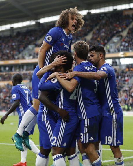 Costa lap sieu pham, Chelsea tro lai duong dua - Anh 6