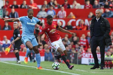 Mourinho: Dang ra M.U phai thang 6-0 - Anh 1