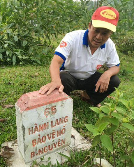 Muc dich cua Du an Bao ve moi truong ho chua nuoc Boc Nguyen lieu co ben vung? - Anh 2