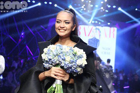 Ngoc Chau la Quan quan Vietnam's Next Top Model 2016 - Anh 1