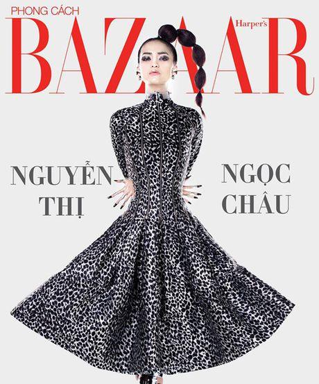 Ngoc Chau la Quan quan Vietnam's Next Top Model 2016 - Anh 2