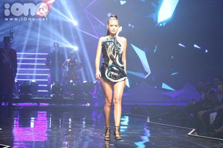 Ngoc Chau la Quan quan Vietnam's Next Top Model 2016 - Anh 8