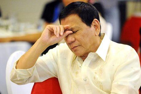 Philippines lai 'dau dau' dinh chinh phat ngon gay soc cua Tong thong Duterte - Anh 1