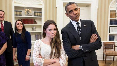 Bang chung cho thay ong Obama 'hai huoc tu trong mau' - Anh 2