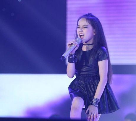 """""""Mua loi khen"""" danh cho Thao Nguyen The Voice Kids - Anh 2"""