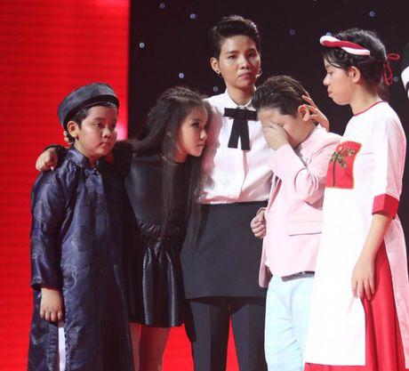 """""""Mua loi khen"""" danh cho Thao Nguyen The Voice Kids - Anh 3"""
