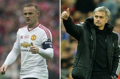 Mourinho kheo ninh, tuyen bo Rooney van la doi truong - Anh 1