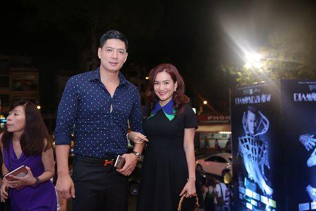 Vu Hoang Viet va nguoi tinh U60 tinh tu di xem show cua Mr. Dam - Anh 7