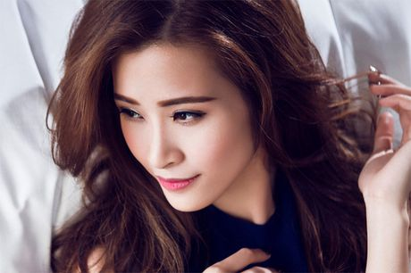 Hoa hau Dong Nam A Thu Vu huy hon voi ban trai dai gia - Anh 5