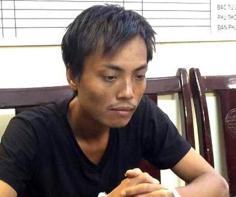 Truy bat nhom cuop manh dong theo loi ke cua trinh sat hinh su - Anh 1