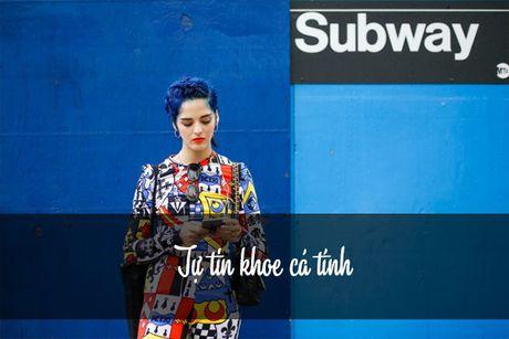 10 quy tac mix do sanh soi cua gai dep New York - Anh 10