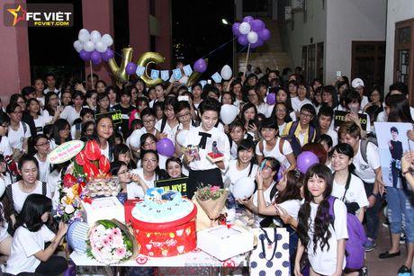 Vu Cat Tuong nhan 'nui' qua sinh nhat tu fans sau 'The Voice Kids' - Anh 9