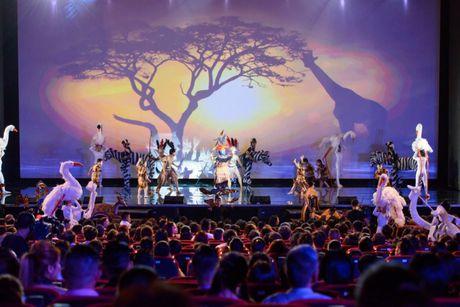 'Diamond Show' cua Mr. Dam - mot Las Vegas giua long thanh pho - Anh 1