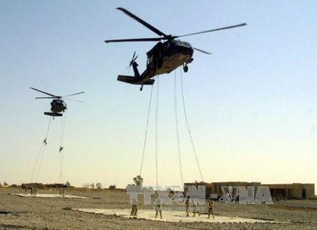 Quan Iraq sap tan cong tai chiem Mosul tu tay IS - Anh 1