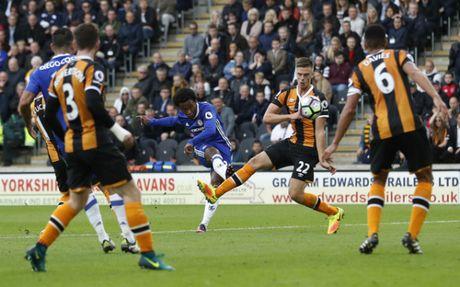 Willian ghi tuyet pham, Chelsea thang tro lai - Anh 1