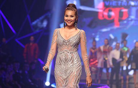 Minh Phong tro lai tranh tai trong chung ket Next Top - Anh 2