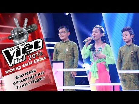 Nhung tiet muc 'don tim' fan cua soai ca nhi Chu Tuan Ngoc tai Giong hat Viet nhi 2016 - Anh 6