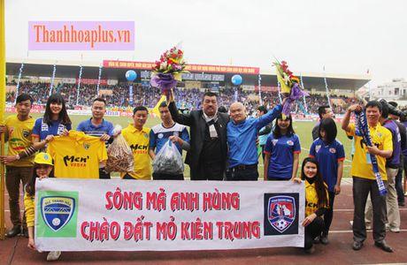 Choi fair, CDV Than Quang Ninh chuc mung giai thuong cua CDV Thanh Hoa - Anh 2