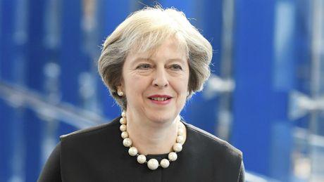 Thu tuong Anh tuyen bo kich hoat tien trinh Brexit vao thang 3.2017 - Anh 1