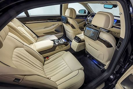 Can canh Genesis G90 vua ve Viet Nam - Anh 3