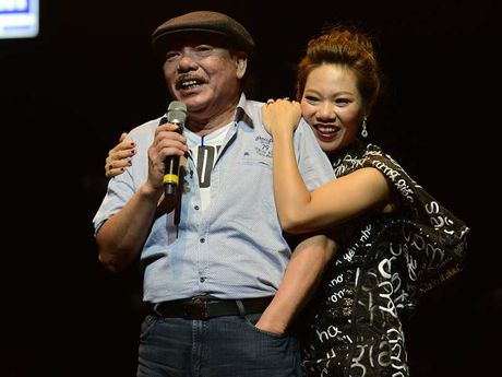 Nhac si Tran Tien: Song nho hau van - Anh 1
