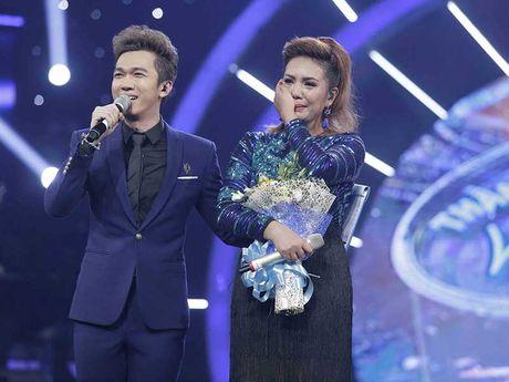 Co gai Phi gay bat ngo trong Vietnam Idol - Anh 2