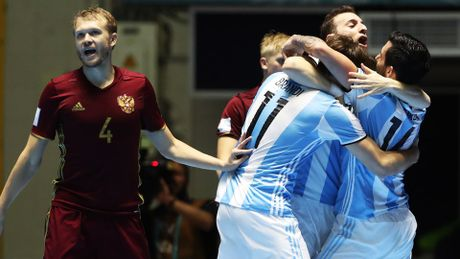 Argentina vo dich Futsal World Cup - Anh 2