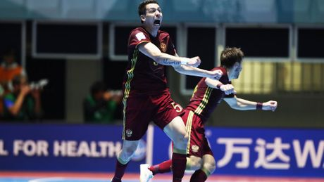 Argentina vo dich Futsal World Cup - Anh 3