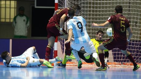 Argentina vo dich Futsal World Cup - Anh 4