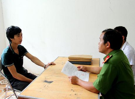 Bo Cong an: Se ghi am, ghi hinh viec hoi cung bi can - Anh 2