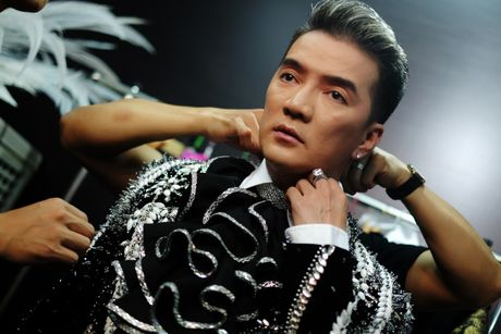 Live show Dam Vinh Hung: Mau me, diem dua va lam qua! - Anh 2