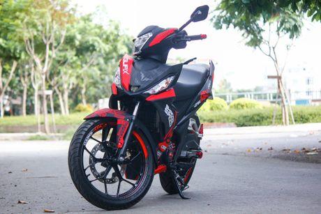 Honda Winner 150 do dan vo tong do noi bat o Binh Phuoc - Anh 2