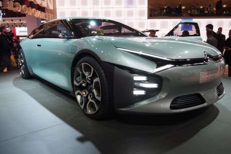 5 mau concept an tuong nhat Paris Motor Show 2016 - Anh 2