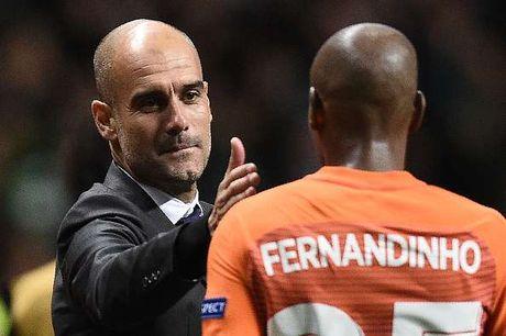 Pep: 'Doi nao co 3 Fernandinho se vo dich' - Anh 1