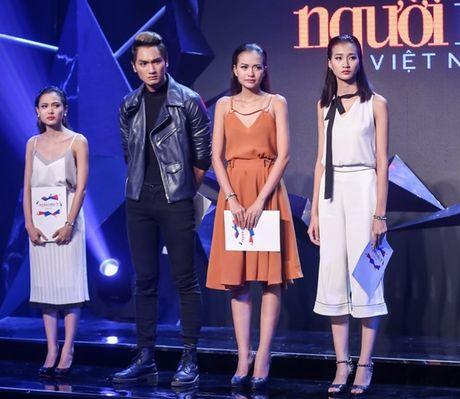Ngoc Chau vuot co gai 1,55 m de dang quang Next Top Model - Anh 3