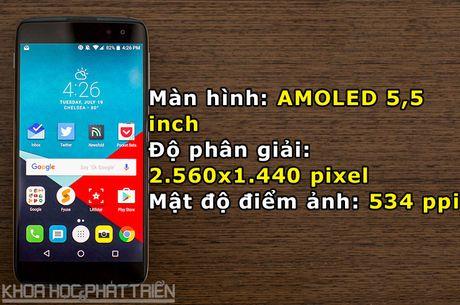 Tren tay smartphone chuyen chup anh, man hinh 2K, cau hinh 'khung' - Anh 5