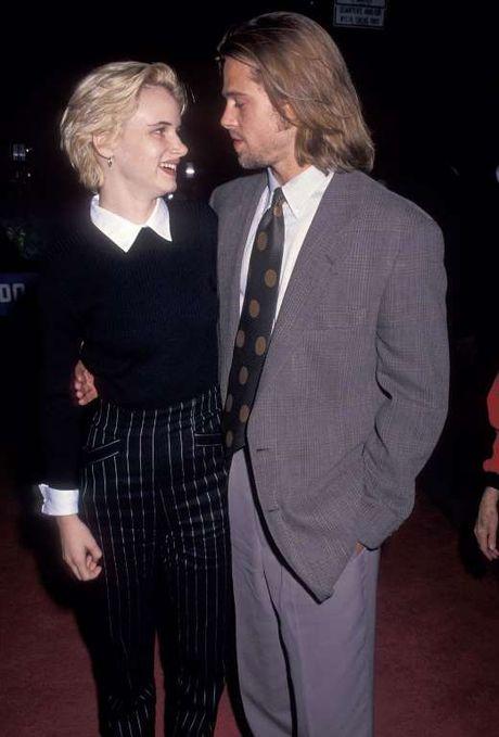 Diem lai nhung moi tinh chong vanh cua Brad Pitt va Angelina Jolie - Anh 8