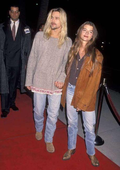 Diem lai nhung moi tinh chong vanh cua Brad Pitt va Angelina Jolie - Anh 9