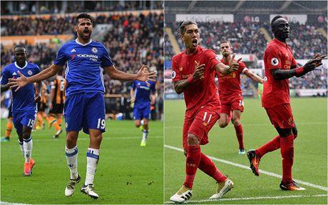 Ket qua bong da hom nay 2/10: Chelsea va Liverpool ca khuc khai hoan - Anh 1