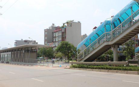 Can canh nha cho tuyen xe buyt nhanh Yen Nghia - Kim Ma - Anh 11