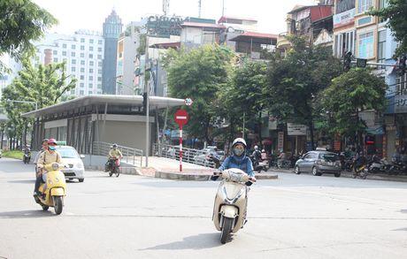 Can canh nha cho tuyen xe buyt nhanh Yen Nghia - Kim Ma - Anh 1