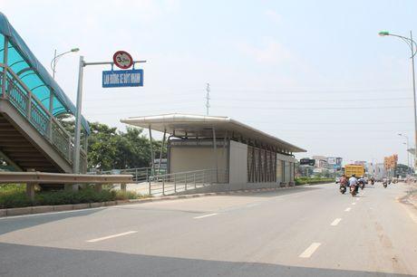 Can canh nha cho tuyen xe buyt nhanh Yen Nghia - Kim Ma - Anh 3