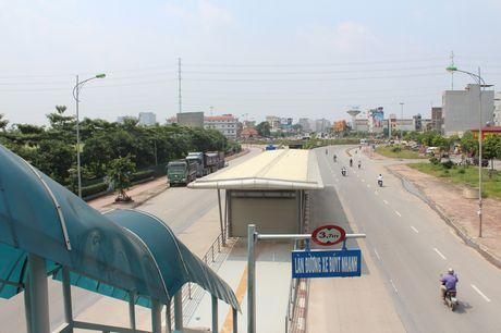 Can canh nha cho tuyen xe buyt nhanh Yen Nghia - Kim Ma - Anh 4