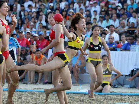 Dai hoi The thao Bai bien chau A lan thu 5: 'Tuyet voi Da Nang' - Anh 1