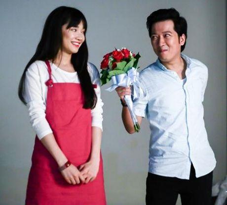 Truong Giang, Tran Thanh hoc diem dam hon vi ban gai - Anh 1