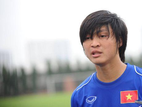 Lanh dao CLB Yokohama 'hanh xac' Tuan Anh - Anh 1