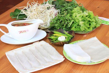 Am thuc Tran dong hanh cung ABG5 - Anh 1