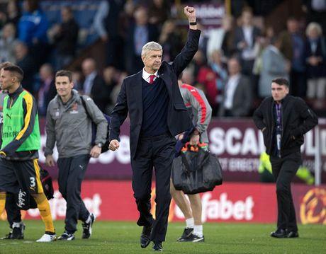Arsenal thang nghet tho trong ngay tri an Arsene Wenger - Anh 1
