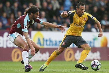 Arsenal thang nghet tho trong ngay tri an Arsene Wenger - Anh 2