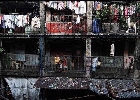 Ngot ngat cuoc song chen chuc o thu do Manila - Anh 12